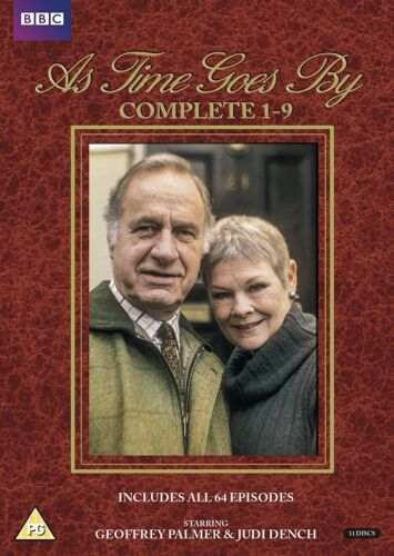 AS TIME GOES BY Complete Series 1+2+3+4+5+6+7+8+9 DVD box set R4 NEW