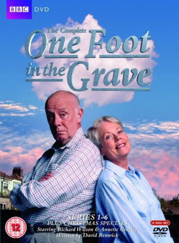 One Foot in the Grave Complete Series 1 - 6 + Christmas Specials DVD Box Set R4