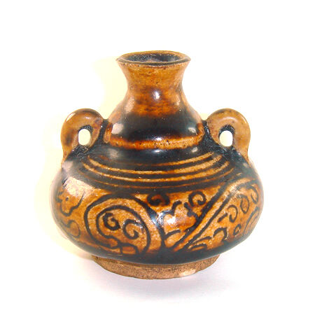 * Chinese New Year Feng Shui * Antique Luck Jar No. 2