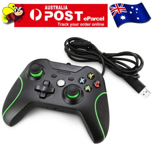 Brand New Premium Wired USB Controller for Microsoft Xbox One PC Windows 10