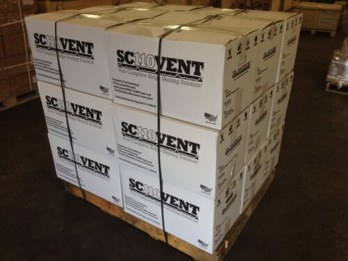 "Roof Venting Foam 1-1/4"" SC110VENT (1 PALLET) <br/> Used at the Ridge / Valley/ Hip!!!"