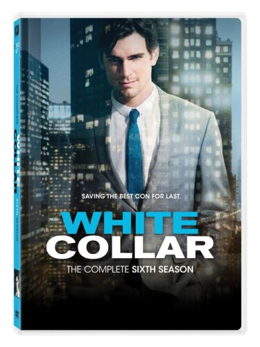 White Collar The complete Sixth Season & Final Series 6 DVD R4 New Sealed