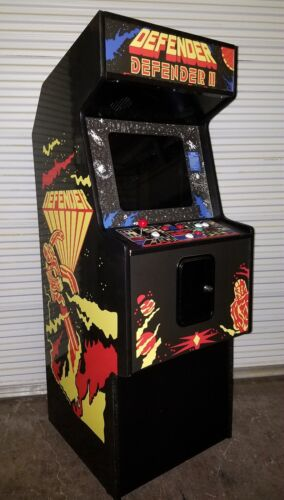 Top Holiday Gifts Defender / Defender II Arcade Video Multi Game Machine