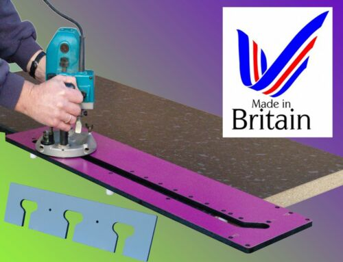 NEW. TOPFORM (HIB) UNIVERSAL PRO KITCHEN WORKTOP JIG. Made in the UK. <br/> Over 4000 sold. By far the best jig on ebay.