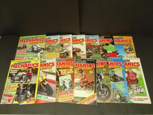 Gallery Magazine lot of 17 1980 - 87 good to very good shape