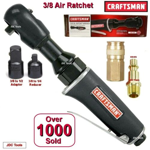 """Craftsman 3/8"""" Drive Air Ratchet Wrench 45 ft lbs - *^* NEW *^*"""