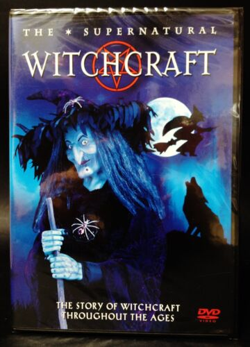 WITCHCRAFT The Supernatural DVD Brand New & Sealed