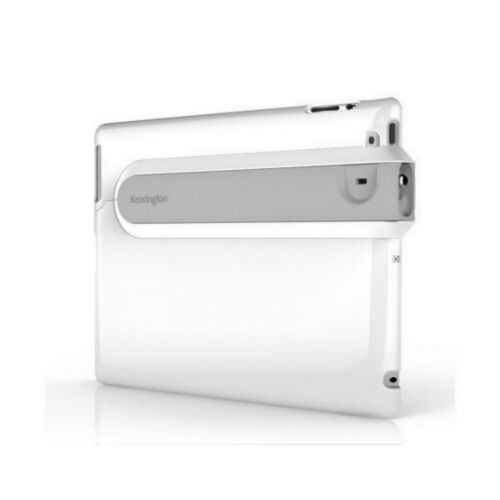 KENSINGTON CASE SECURITY SECUREBACK FOR IPAD 4 3 2 TYPE VIEW FACETIME NEW 39308