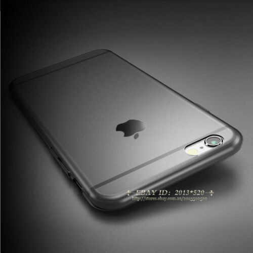 Shockproof Ultra Thin Slim Matte Hard Back Case Cover For iPhone 7 6 6s Plus