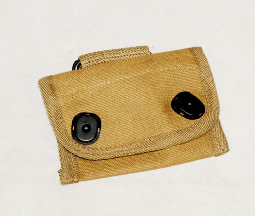 Military SCOUT Lensatic Compass Coyote Tan Pouch Compass