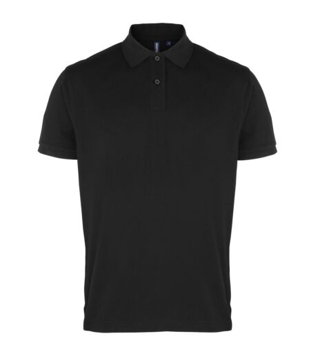 Mens Asquith & Fox Classic Collared Stylish Casual Short Sleeved Polo Tshirt