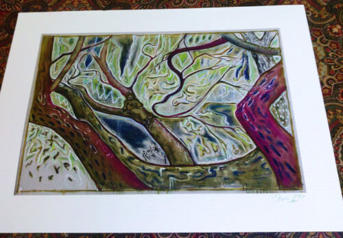 BILLY CHILDISH 'In a Willow Tree', 2014 SIGNED Limited Edition Print **NEW**