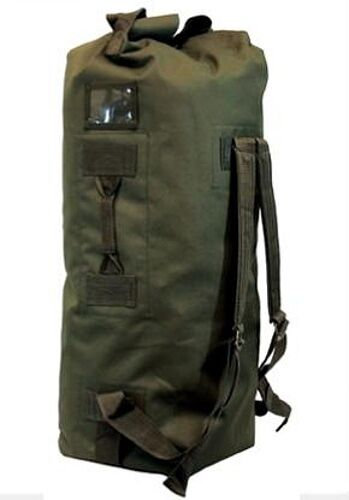 """Large ARMY DUFFELBAG Hunting Gear DUFFEL BAG Bags 36"""" Inches Travel OD Green"""