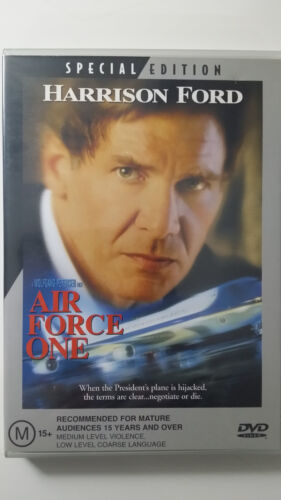 Air Force One - Special Edition (1997) Harrison Ford, Gary Oldman R4 DVD