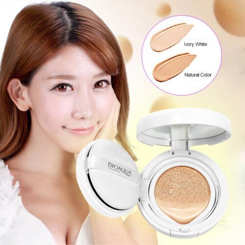 Bioaqua Air Cushion BB Cream Concealer Face Moisturizing Foundation Makeup