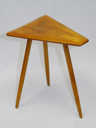 MID CENTURY MODERN CONTEMPORARY DESIGN CIGARETTE TABLE BY CUSHMAN