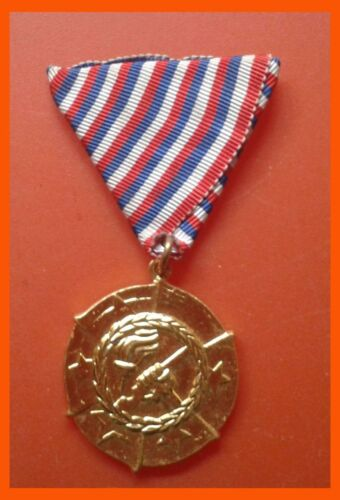 """Avard Order Medal 30 Years Of Victory Over Fascism 1945-1975 Yugoslavia 2"""" Other Militaria - 135"""