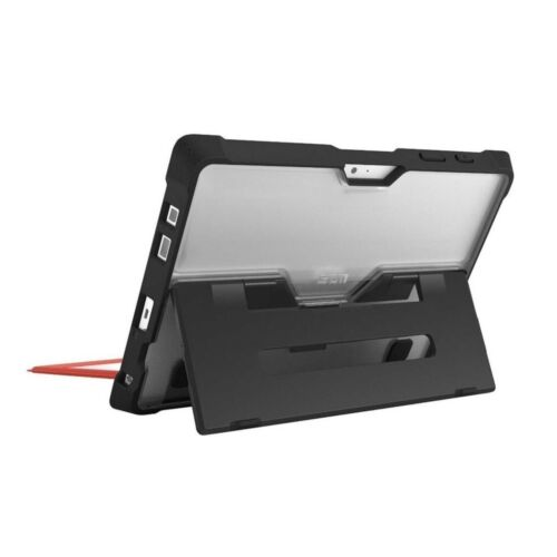 STM CASE FOR MICROSOFT SURFACE 3 DUX RUGGED MULTIANGLE BLACK NEW STM-222-103J-01