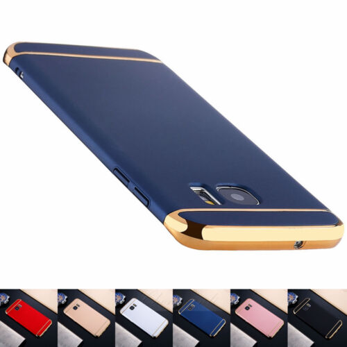 Slim Luxury Electroplate Hard Shockproof Case Cover For Samsung Galaxy S7 & S6