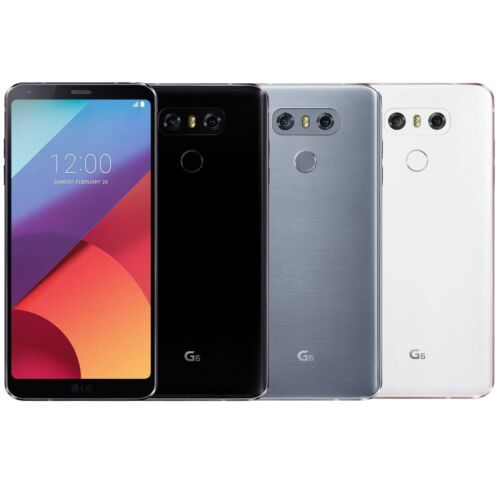 """LG G6 H870DS 64GB (FACTORY UNLOCKED) 5.7"""" Dual Sim - Black White Platinum Gold  <br/> ✤ in Stock ✤ Ship Worldwide ✤ USA Seller ✤ Top Rated"""