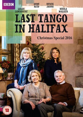 Last Tango In Halifax 2016 Christmas Special DVD R4