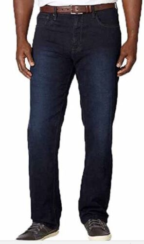 Urban Star Men's Jeans Relaxed Fit size/wash variation