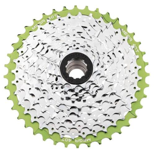 Pacco pignoni cassetta Micro Shift CS-H100 MTB Cassette sprocket 10 speed 11-40
