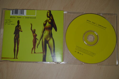 White town - Undressed. CD-Single (CP1708)