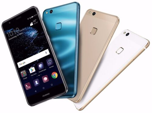 "Huawei P10 Lite WAS-LX1A Dual Sim (FACTORY UNLOCKED) 64GB 5.2"" Black Gold Blue"