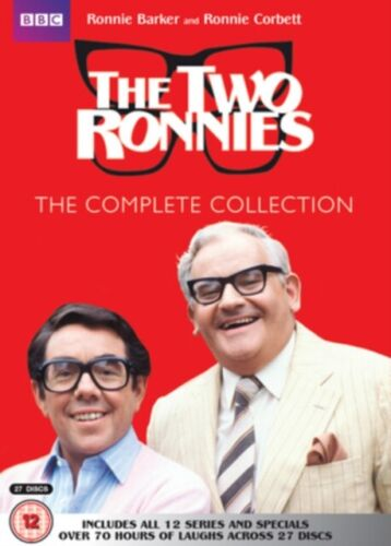 The Two Ronnies Collection Complete season series 1-12 DVD box set R4 CLEARANCE