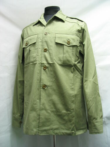WW2 British jungle shirt 1944 pattern Burma   size MReproductions - 156443