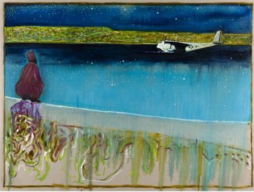 BILLY CHILDISH 'Sea of Galilee (Night)', 2012 SIGNED Limited Edition Print *NEW*