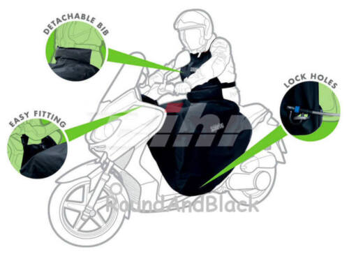 Cubrepiernas scooter universal impermeable Oxford OX399