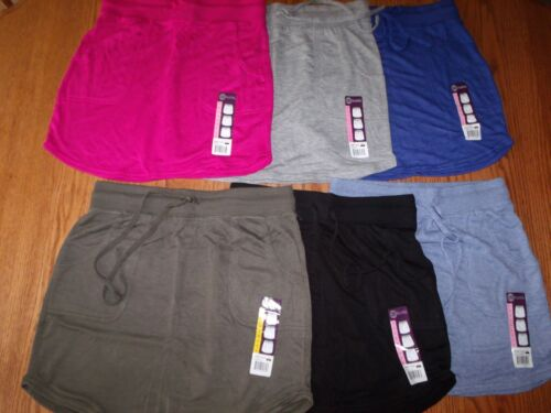 NWT WOMENS BALANCE COLLECTION ACTIVE SKIRT OLIVE GREEN GREY BLACK HEATHER PINK