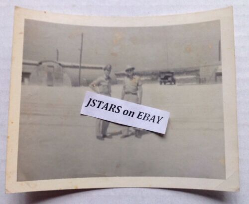 1948 CECIL MILLER PHOTOGRAPH, UNITED STATES AIR FORCE AIRMAN, OKINAWA, JAPANf