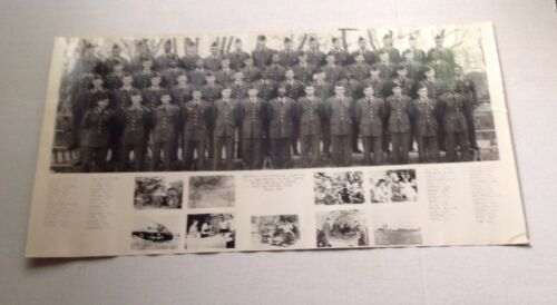 US ARMY MED CO. A 3RD BN CLASS 55A PHOTOGRAPH, FORT SAM HOUSTON, TX, MARCH 1959Other Militaria - 135