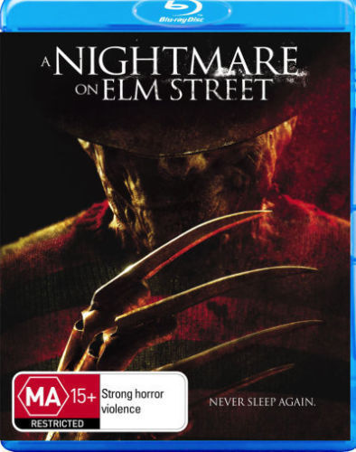 A Nightmare on Elm Street (2010) - Blu-ray - Rooney Mara - Horror - NEW D183