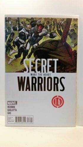 Marvel Comics Secret Warriors 16 Bagged and Boarded 2009 to 2011