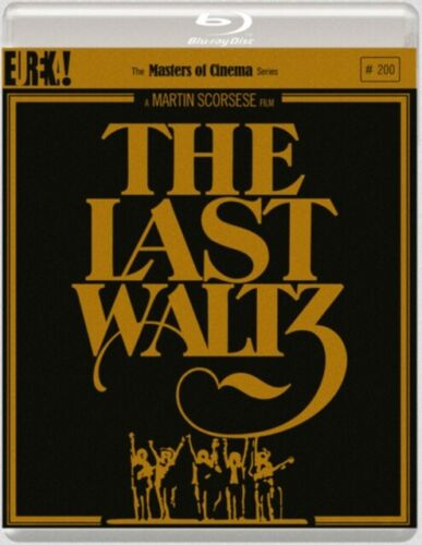 The Last Waltz The Masters of Cinema Ser Blu ray RB New Sealed