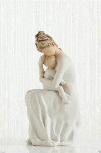 Willow Tree Figurine  For Always Mother and Child By Susan Lordi 27596