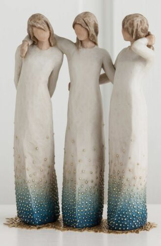 Willow Tree By My Side 3 Sisters Signature Collection Susan Lordi  27368