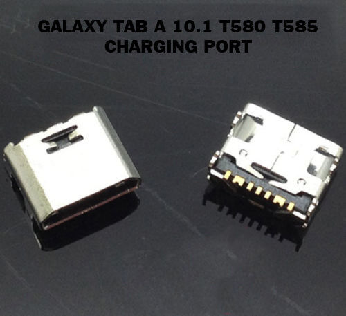 ORIGINAL SAMSUNG GALAXY TAB A 10.1 T585 T580 USB CHARGING PORT CONNECTOR SOCKET
