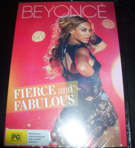 Beyonce - Fierce And Fabulous (Australia Region 4) - NEW
