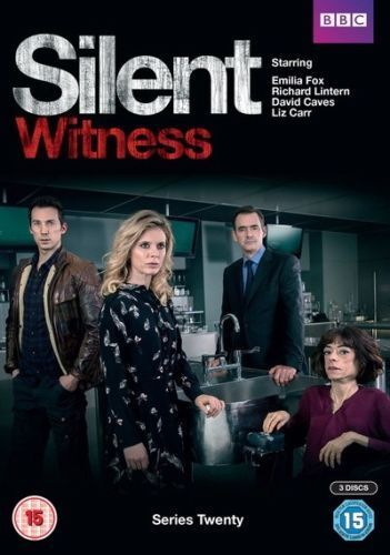 SILENT WITNESS  Series 20 DVD - 3 Disc Set ( NEW ) REG 4