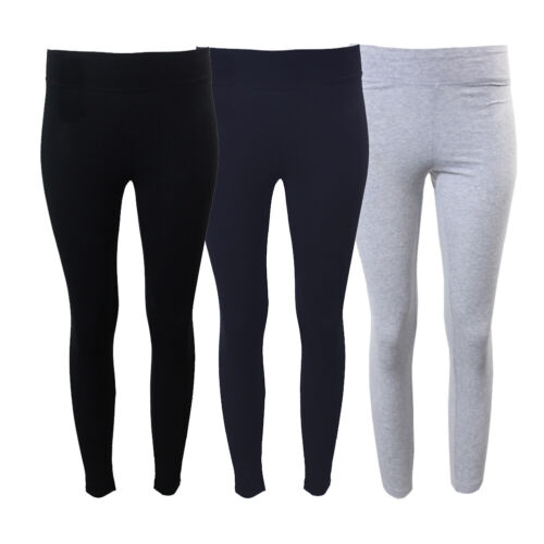 DBFL1 Ladies Sofra Cotton Leggings