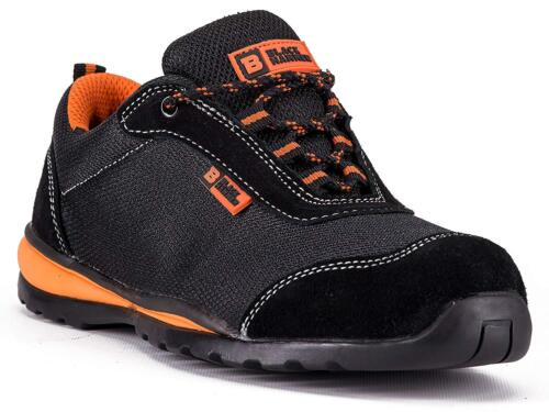 Mens Ultra Lightweight Steel Toe Cap Safety Trainers Ankle Hiker Work Shoes S1P <br/> ✔ULTA Lightweight ✔S1P SRC✔CE Certified ✔FAST P&P