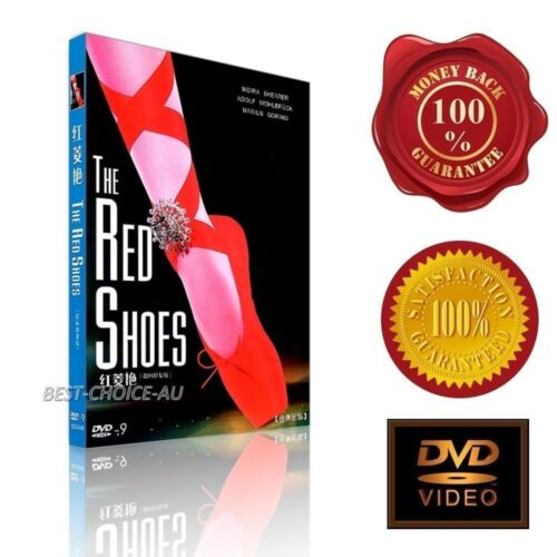 The Red Shoes - Marius Goring,Anton Walbrook - NEW DVD