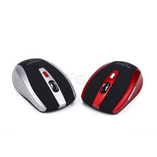 Wireless Mini Bluetooth 3.0 Mouse 1600DPI Mice for PC laptop Android /Data Cable