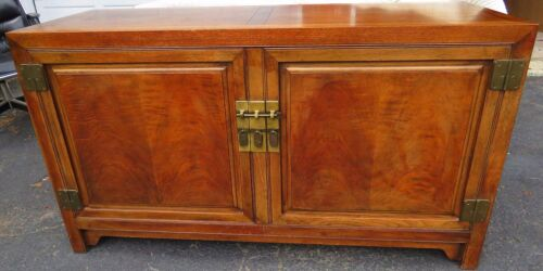 RARE MICHAEL TAYLOR FOR BAKER MID CENTURY MODERN CREDENZA FAR EAST COLLECTION