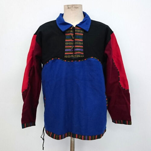 MAGLIONE VINTAGE UOMO MADE IN NEPAL ART.7640